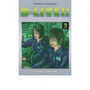 D-Live!! Nº 03