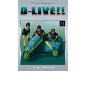 D-Live!! Nº 11