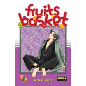 Fruits Basket Nº 04