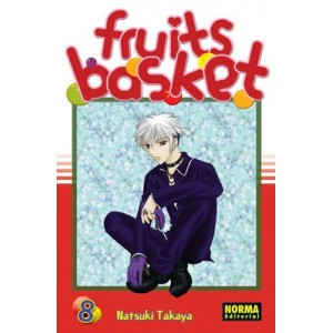 Fruits Basket Nº 08