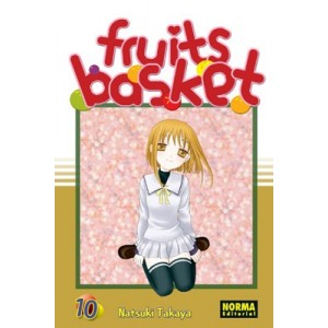 Fruits Basket Nº 10