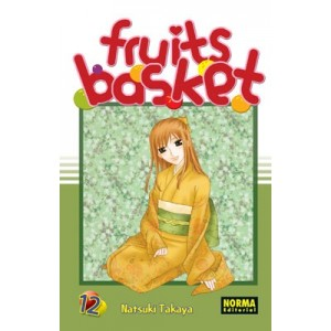 Fruits Basket Nº 12