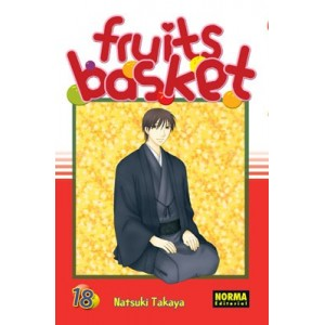 Fruits Basket Nº 18
