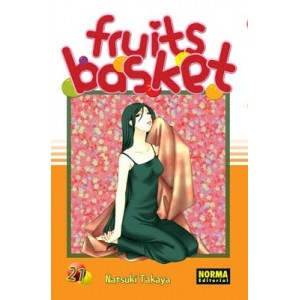 Fruits Basket Nº 21