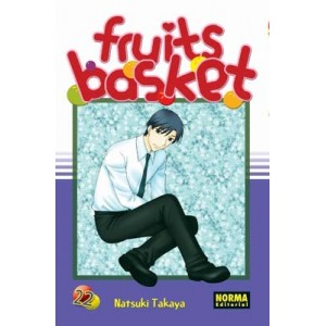 Fruits Basket Nº 22