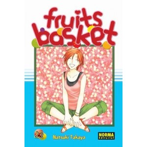 Fruits Basket Nº 23