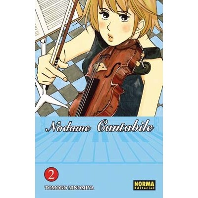 Nodame Cantabile Nº 02