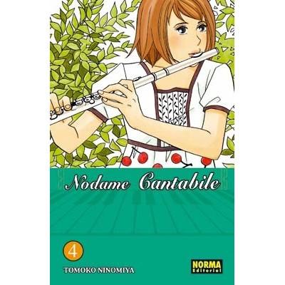 Nodame Cantabile Nº 04