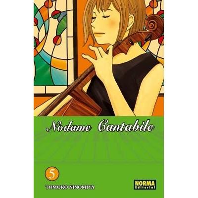 Nodame Cantabile Nº 05