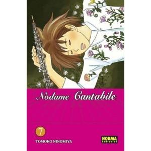 Nodame Cantabile Nº 07