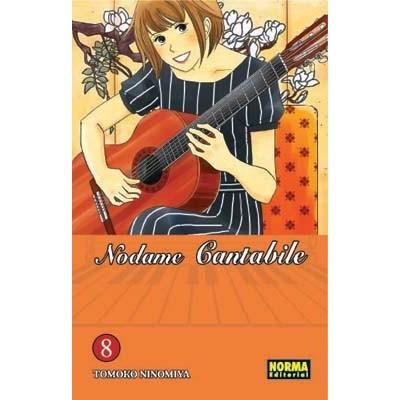 Nodame Cantabile Nº 08