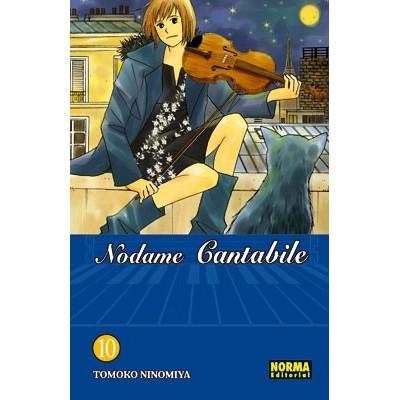 Nodame Cantabile Nº 10