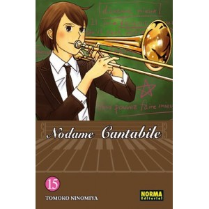 Nodame Cantabile Nº 15