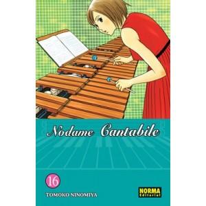 Nodame Cantabile Nº 16
