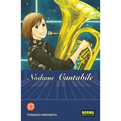 Nodame Cantabile Nº 17