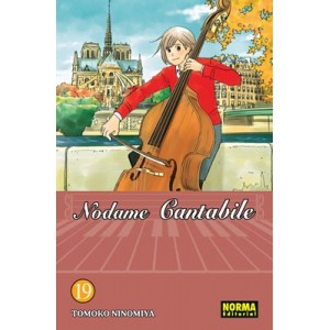 Nodame Cantabile Nº 19