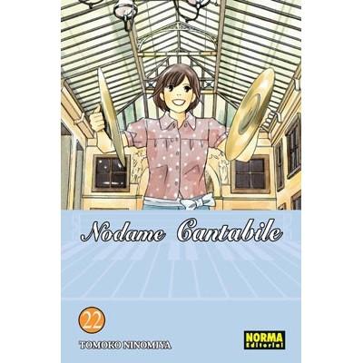 Nodame Cantabile Nº 22