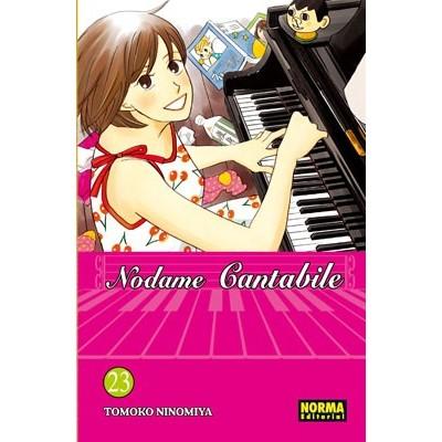Nodame Cantabile Nº 23