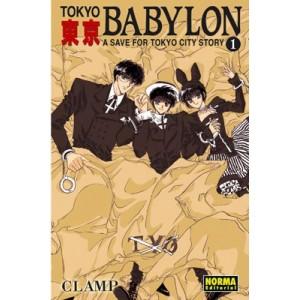 Tokyo Babylon Nº 01