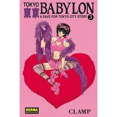 Tokyo Babylon Nº 03