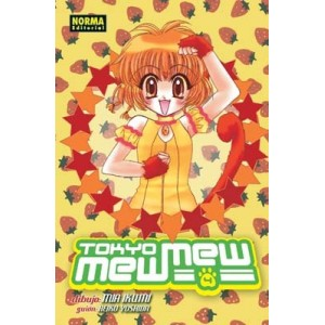 Tokyo Mew Mew Nº 04