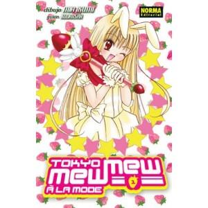 Tokyo Mew Mew a la modeNº 01
