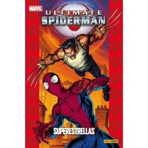 Coleccionable Ultimate 32 Spiderman 14: Superestrellas