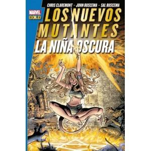 Marvel Gold - Los Nuevos Mutantes: La Niña Oscura