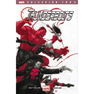 Marvel Coleccion 100% - Thunderbolts nº 01