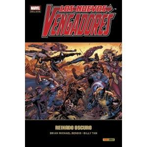 Marvel Deluxe. Los Nuevos Vengadores 10 Reinado oscuro