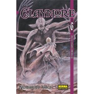 Claymore nº 06