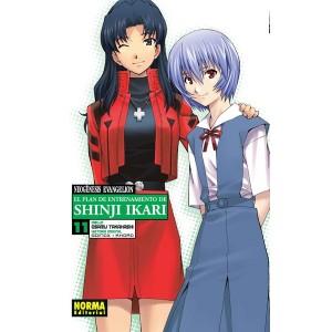 Evangelion: El Plan de Entrenamiento de Shinji Ikari Nº 11