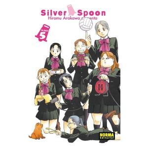 Silver Spoon nº 05