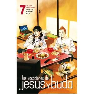 Las Vacaciones de Jesus y Buda nº 06