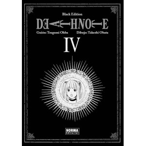 Death Note Black Edition nº 04