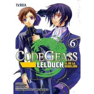 Code Geass: Lelouch, el de la Rebelión nº 06