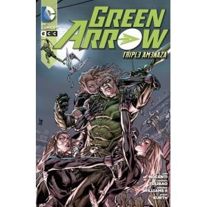 Green Arrow nº 01: Triple amenaza