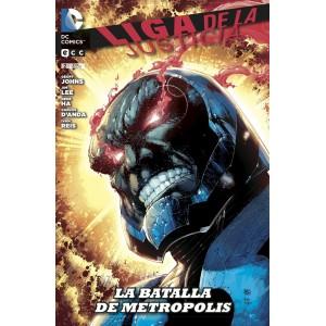 Liga de la Justicia (reedición trimestral) nº 02