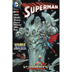 Superman - La Llegada de H´el nº 03