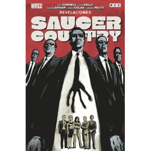 Saucer Country nº 01 - Carrera
