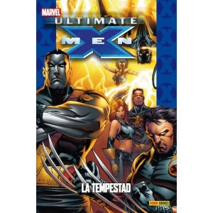Coleccionable Ultimate 37 X-Men 8: La tempestad
