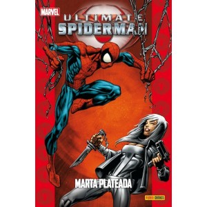Coleccionable Ultimate 38 Spiderman 17: Marta Plateada