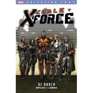 Marvel Coleccion 100% - Cable y X-Force nº 01