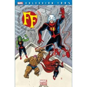 Marvel Coleccion 100% - FF nº 01