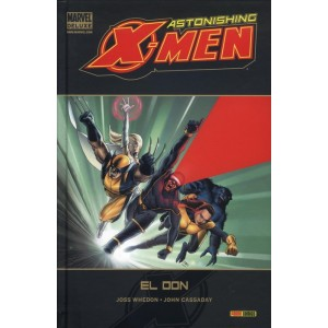 Marvel Deluxe. Astonishing X-Men 1 El Don