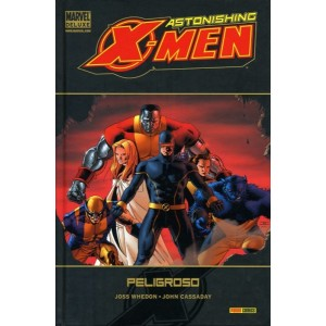 Marvel Deluxe - Astonishing X-Men nº 01: El Don