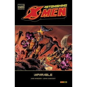 Marvel Deluxe - Astonishing X-Men nº 03: Desgarrada
