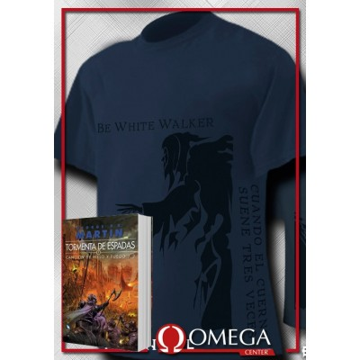 Canción de Hielo y Fuego III - Tormenta de Espadas (Rústica) + Camiseta