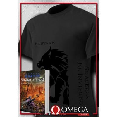 Canción de Hielo y Fuego III - Tormenta de Espadas (Rústica) + Camiseta Targaryen