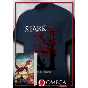 Canción de Hielo y Fuego V - Danza de Dragones (Rústica) + Camiseta Targaryen